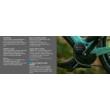 """Gepida Alboin Curve 28"""" Deore 10 400Wh Trapéz Női Pedelec Túra Trekking Kerékpár 2021"""