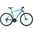 CUBE NATURE EXC 2018 Férfi és női modell, Cross Trekking Kerékpár