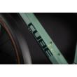 """CUBE NATURE EXC ALLROAD GREEN´N´BLUE 28"""" TRAPÉZ 2021"""