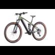 CUBE STEREO HYBRID 120 TM 750 29 FLASHGREY´N´OLIVE Férfi Elektromos Összteleszkópos MTB Kerékpár 2022