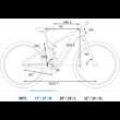 CUBE STEREO HYBRID 140 HPC SL 750 29 FLASHGREY´N´ORANGE Férfi Elektromos Összteleszkópos MTB Kerékpár 2022