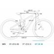 CUBE STEREO HYBRID 140 HPC RACE 625 29 GREY´N´GREEN Férfi Elektromos Összteleszkópos MTB Kerékpár 2022
