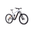 CUBE STEREO HYBRID 160 HPC SL 750 27.5 POLARSILVER´N´ORANGE Férfi Elektromos Összteleszkópos Enduro MTB Kerékpár 2022