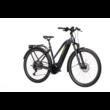 CUBE TOURING HYBRID EXC 625 TRAPÉZ iridium´n´green Női Elektromos Trekking Kerékpár 2021