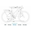 CUBE TOURING HYBRID PRO 500 black´n´white Férfi Elektromos Trekking Kerékpár 2021