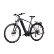 CUBE TOURING HYBRID ONE 400 grey´n´black Férfi Elektromos Trekking Kerékpár 2021