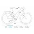 CUBE TOURING HYBRID PRO 625 grey´n´orange Férfi Elektromos Trekking Kerékpár 2021