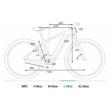 CUBE CROSS HYBRID PRO 625 ALLROAD iridium´n´green Férfi Elektromos Cross Trekking Kerékpár 2021