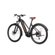 CUBE NATURE HYBRID ONE 625 ALLROAD TRAPÉZ black´n´red Női Elektromos Cross Trekking Kerékpár 2021