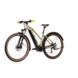 Cube Reaction Hybrid Performance 400 TRAPÉZ ALLROAD desert´n´orange Női Elektromos MTB Kerékpár 2021