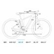 Cube Reaction Hybrid Performance 400 blue´n´red Férfi Elektromos MTB Kerékpár 2021