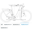 CUBE KATHMANDU HYBRID SL 750 EASY ENTRY POLARSILVER´N´BLACK Uniszex Elektromos Trekking Kerékpár 2022