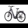 CUBE KATHMANDU HYBRID ONE 625 EASY ENTRY GREY'N'TEAK Uniszex Elektromos Trekking Kerékpár 2022