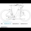 CUBE NURIDE HYBRID SLT 750 ALLROAD EASY ENTRY TEAK´N´IRIDIUM Uniszex Elektromos Cross Trekking Kerékpár 2022