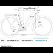 CUBE TOURING HYBRID ONE 625 EASY ENTRY GREY´N´BLUE Uniszex Elektromos Trekking Kerékpár 2022