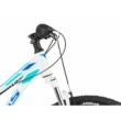 """KROSS LEA 1.0 26"""" white / blue SR 2021"""