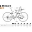 KTM MACINA CITY XL RT Unisex Elektromos Városi Kerékpár 2021