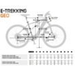 Ktm Macina Cross 620 EASY ENTRY Unisex Elektromos Cross Trekking Kerékpár 2021