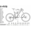 KTM MACINA KAPOHO ELITE Férfi Elektromos Összteleszkópos Enduró MTB Kerékpár 2021