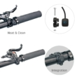 Litemove AE-130 (High/ Low Beam) BAR R Elektromos Kerékpár Integrált Első Lámpa 2021