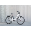 """Winora Tria N7 400 28"""" White EASY ENTRY Unisex Elektromos Városi Kerékpár 2021"""