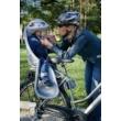 Okbaby Eggy Relax dönthető vázra szerelhető kerékpáros gyermekülés [szürke-kék]