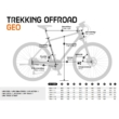 KTM LIFE RACE Férfi Cross Trekking Kerékpár 2021