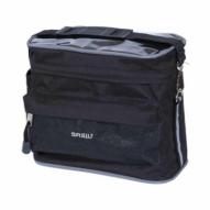 Basil Mali - handlebar bag - 8 liter - black