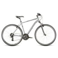 Dema AVEIRO 1 light grey-grey Cross trekking kerékpár 2022