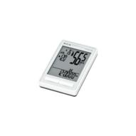 Kellys KLS Track 50 kilométeróra 22 funkciós, vezeték nélküli, pulzus mérő funkciók, fehér