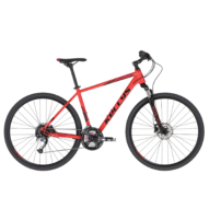 KELLYS Phanatic 10 Red 2022 férfi cross kerékpár