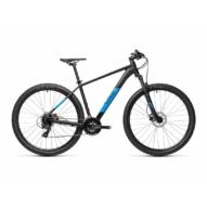 """CUBE AIM PRO 27.5"""" Black'n'Blue Férfi MTB Kerékpár 2021"""