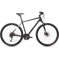 "CUBE NATURE EXC BLACK N GREY 28"" 2021"