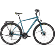 """CUBE TOURING ONE BLUE 'N' GREYBLUE 28"""" 2021"""