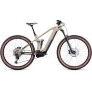 CUBE STEREO HYBRID 140 HPC RACE 625 29 DESERT´N´ORANGE Férfi Elektromos Összteleszkópos MTB Kerékpár 2022