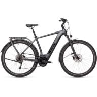 CUBE KATHMANDU HYBRID ONE 625 IRIDIUM´N´BLACK Férfi Elektromos Trekking Kerékpár 2021