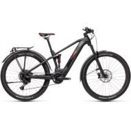 Cube Stereo Hybrid 120 PRO 500 ALLROAD black´n´red Férfi Elektromos Összteleszkópos MTB Kerékpár 2021