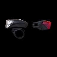 CUBE RFR Light Set TOUR 35 USB Kerékpár Lámpaszett 2021