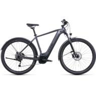 CUBE NURIDE HYBRID PERFORMANCE 500 ALLROAD GRAPHITE´N´BLACK Férfi Elektromos Cross Trekking Kerékpár 2022
