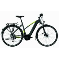 """Gepida Alboin Curve 28"""" Deore 10 400Wh Trapéz Női Pedelec Túra Trekking Kerékpár 2022"""