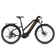 GHOST E-Square Trekking Advanced Ladies Női Elektromos Trekking Kerékpár 2021