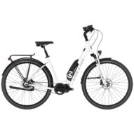 """KELLYS Estima 50 White 28"""" 504Wh Unisex Elektromos Trekking Kerékpár 2021"""