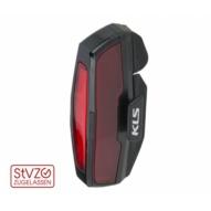 Hátsó lámpa KLS ILLUX USB