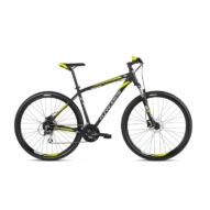 "KROSS Hexagon 5.0 27,5"" black / graphite / lime 2021"