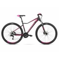"""KROSS LEA 6.0  27,5"""" black / pink 2021"""