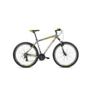 "KROSS Hexagon 2.0 26"" graphite / silver / yellow 2021"