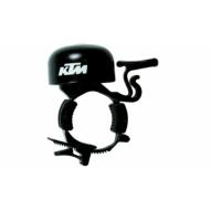 KTM Bell toolless FEKETE kerékpár csengő