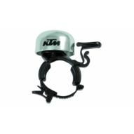 KTM Bell Toolless EZÜST kerékpár csengő