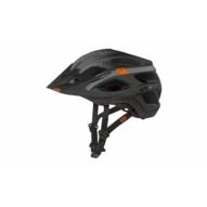 KTM Factory Character Helmet BLACK Kerékpár Sisak