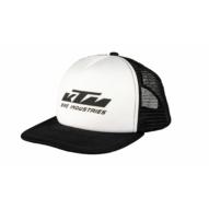 KTM Factory Team Mesh Cap WHITE
